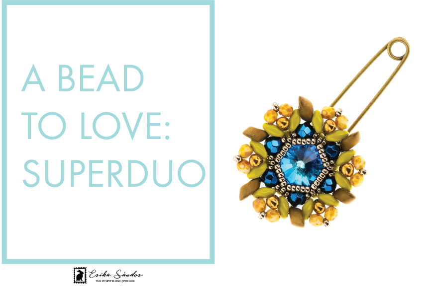 A bead to love: Superduo!