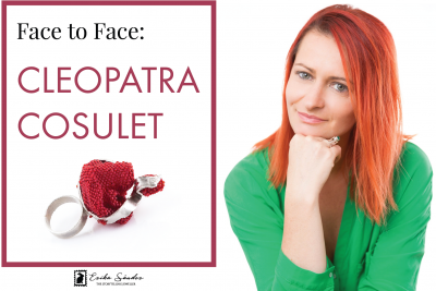 Face to face: meet Cleopatra Cosulet!