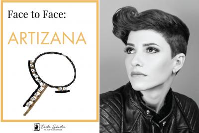 Face to face: meet Anamaria Ghiata of ArtizAna Beads!