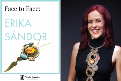 Face to face: Erika Sandor – the Storytelling Jeweller!
