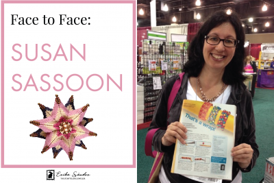 Face to face: meet Susan Sassoon!