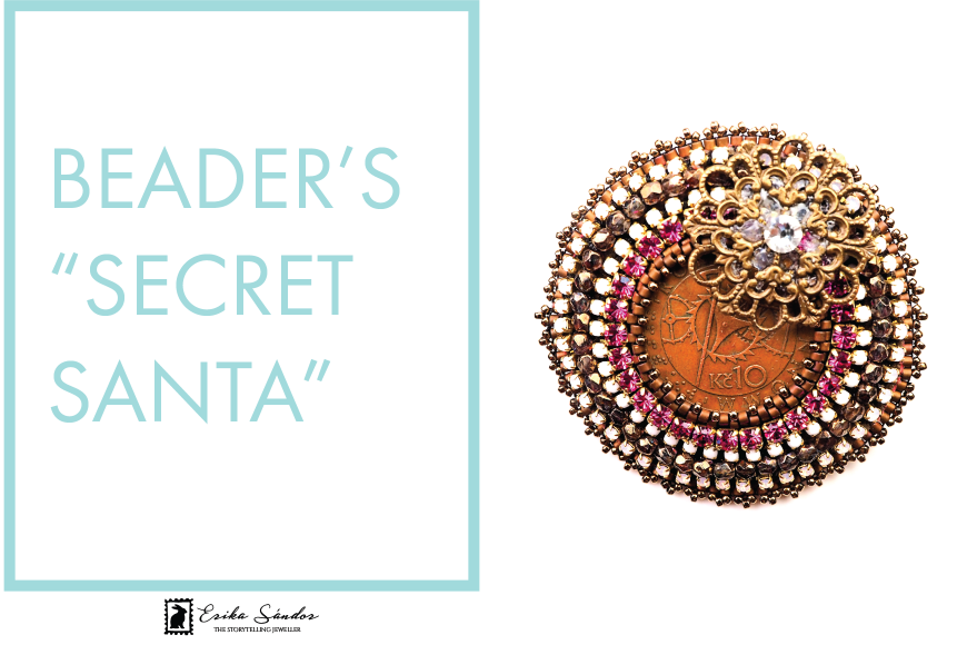 "Beader's ""Secret Santa"" – the Etsy Beadweavers' Spring SWAP"