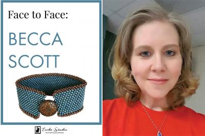 Face to face: meet Becca Scott, the Sarcastic Beader!