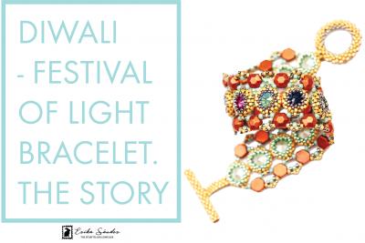 Diwali – Festival of Light bracelet