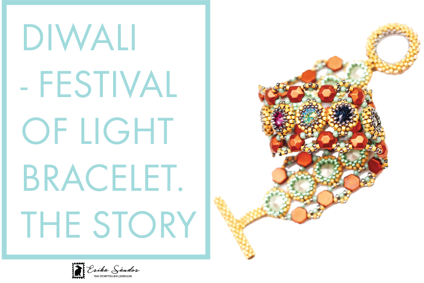 Diwali – Festival of Light bracelet