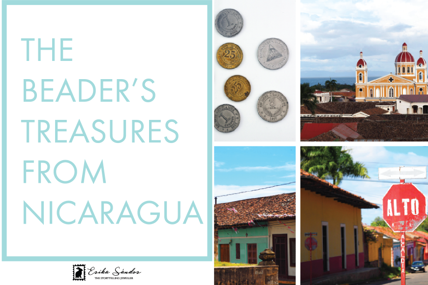 The beader's treasures from Nicaragua