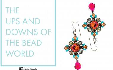 The ups and downs of the bead world