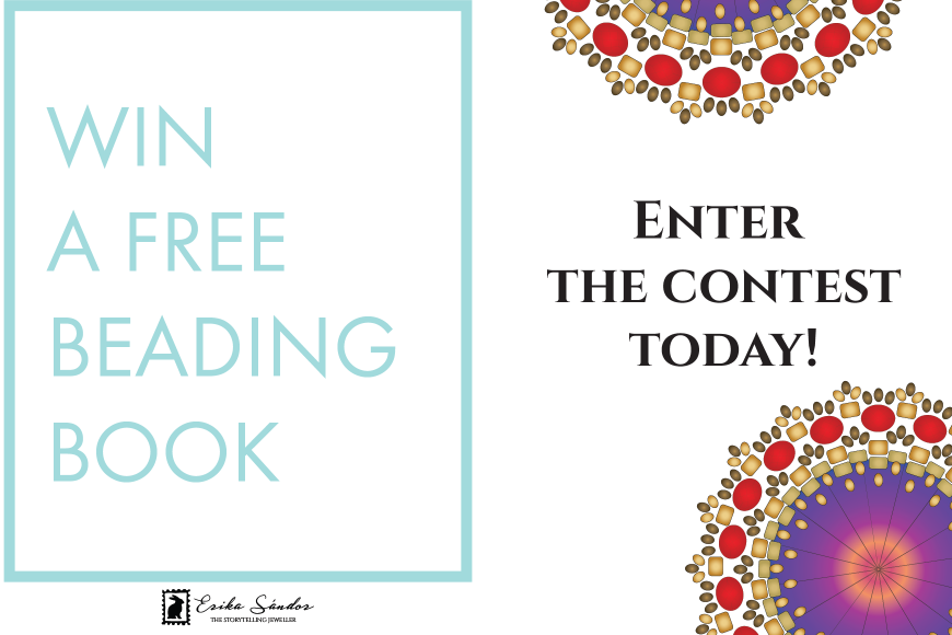 Win a free beading book of your choice!