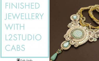 The most beautiful finished jewellery with L2Studio.sk cabochons!