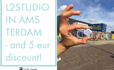 L2Studio Lenka's adventures in Amsterdam
