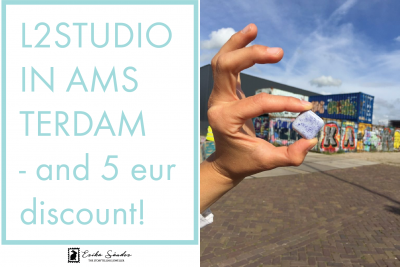 L2Studio Lenka's adventures in Amsterdam