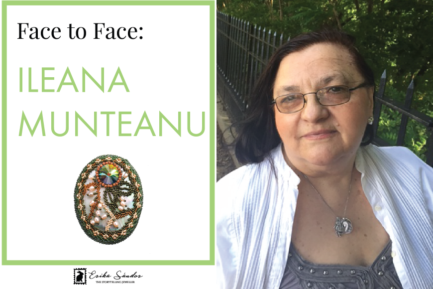 Face to Face: meet Ileana Munteanu of Enchanted Beads!