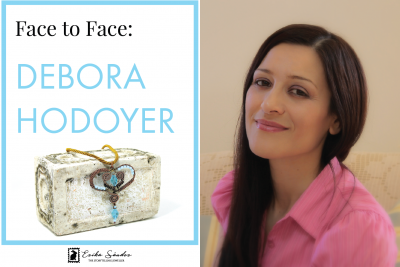Face to Face: meet Deborah Hodoyer of Crown of Stones!