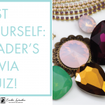 Test yourself with the BEADER'S TRIVIA QUIZ!