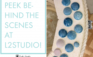 Peek behind the scenes at L2Studio!