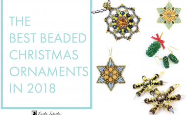 The best beaded Christmas ornaments in 2018