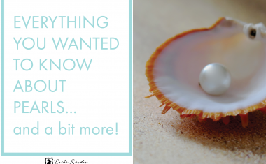 Everything you wanted to know about pearls… and a bit more :D