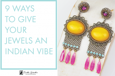 9 ways to give your jewels an Indian vibe