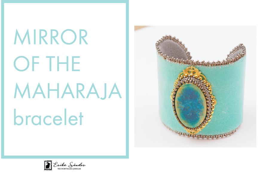 Mirror of the Maharaja bracelet