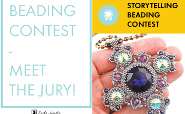 1. Storytelling Beading Contest – meet the jury!