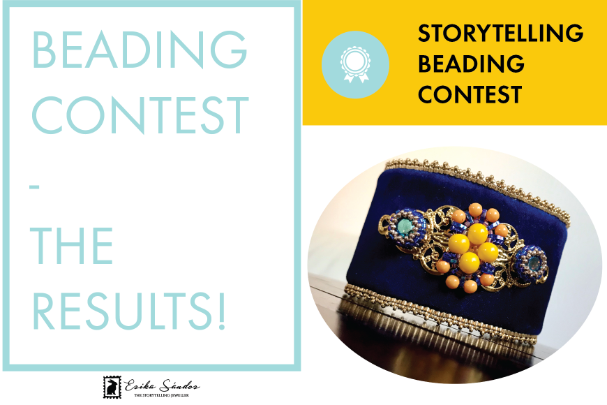 Storytelling Beading Contest – results!