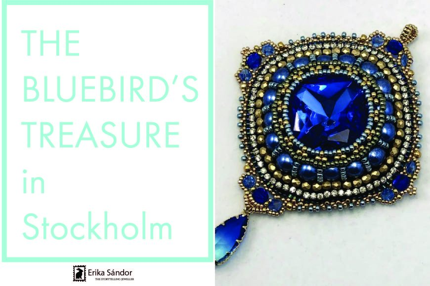 The bluebird's treasure – in Stockholm