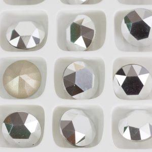 8 mm Preciosa crystal chaton Crystal Labrador x 1 pc(s)