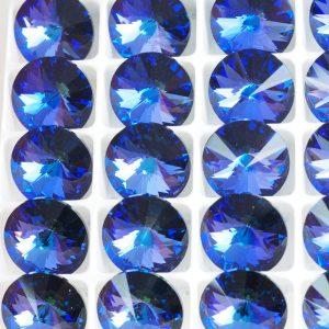 16 mm Preciosa crystal rivoli Crystal Heliotrope x 1 pc(s)