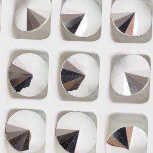 10 mm Preciosa crystal rivoli Crystal Labrador x 1 pc(s)