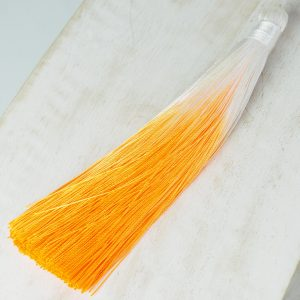 13 cm tassel imitation silk Ombré Orange 1 x pc(s)