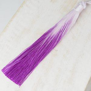 13 cm tassel imitation silk Ombré Purple 1 x pc(s)