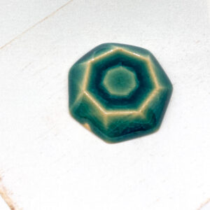 Galaxy Whirl L2Studio cabochon Jade on light clay x 1 pc(s)