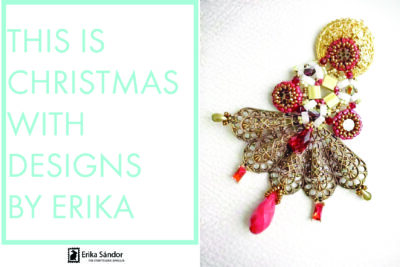 This is Christmas with designs by Erika
