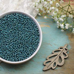15/0 Miyuki seed beads