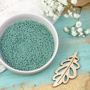 Miyuki seed beads 15/0 beads nr. 2028 Matte Seafoam Luster x 5 g