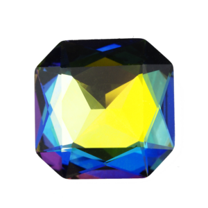 23 mm octagon glass cabochons