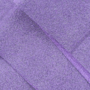 Ultrasuede sheets for bead embroidery