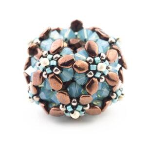 Beaded bead tutorials