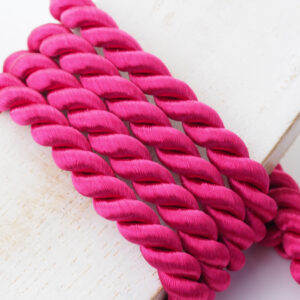 Twisted soutache cord