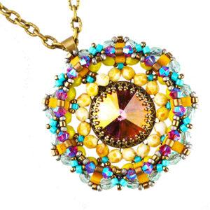 Pendant / necklace tutorials