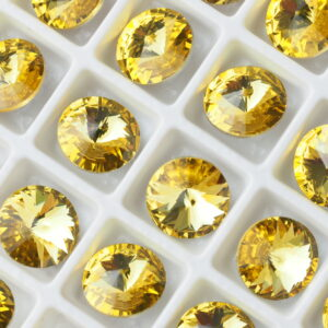 10 mm round glass cabochons