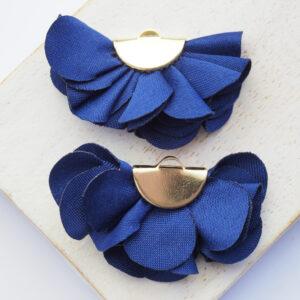 2x4 cm fan flowers
