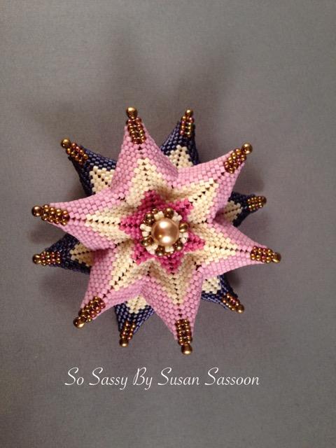 Susan Sassoon beadwork tutorials