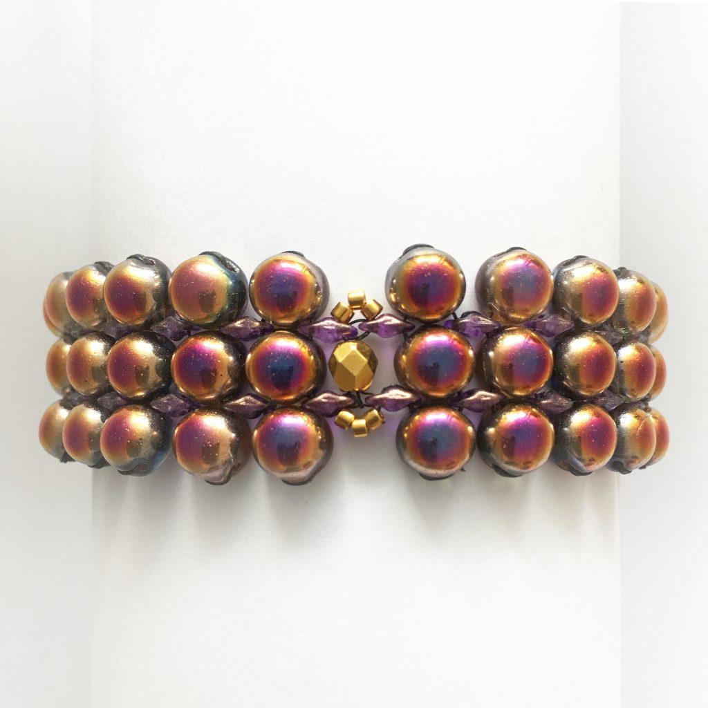 The Sunset Magic Bracelet designed by Lenka Gondova